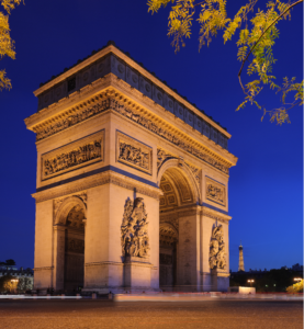 Planning a Honeymoon in Paris France